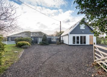 Thumbnail 5 bed detached bungalow for sale in Bromans Lane, East Mersea, Colchester