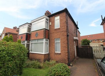 Thumbnail 3 bed semi-detached house for sale in Radcliffe Place, Newcastle Upon Tyne