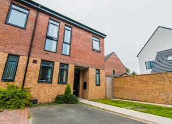Thumbnail 2 bedroom semi-detached house for sale in Spinney Close, Bentley, Doncaster