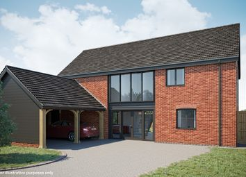 Thumbnail 4 bed detached house for sale in Plot 13 The Maple, Oakland Mews, Strumpshaw