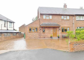 Thumbnail 3 bed semi-detached house for sale in George Lane, Bredbury, Stockport