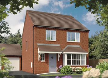 Thumbnail 4 bed detached house for sale in Sheasby Park, Common Lane, Lichfield