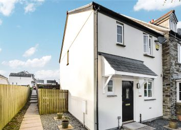 3 bed end terrace house for sale in Treclago View, Camelford PL32