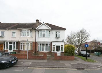 Thumbnail 3 bed end terrace house for sale in Woodberry Way, London