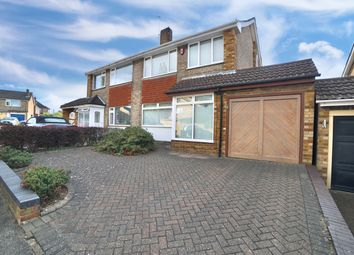 Thumbnail 3 bed semi-detached house for sale in Englefield, Luton