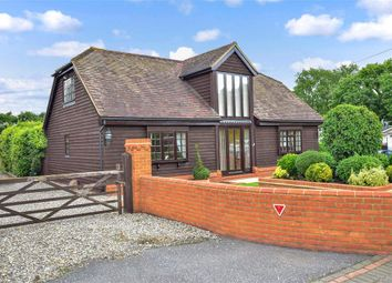 Thumbnail 3 bed barn conversion for sale in London Road, Dunkirk, Faversham, Kent