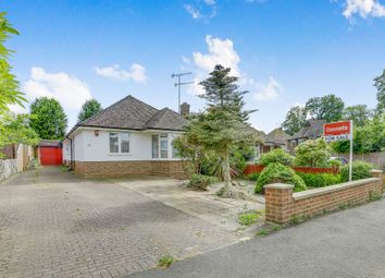 Thumbnail Detached bungalow for sale in Heathcote Drive, East Grinstead