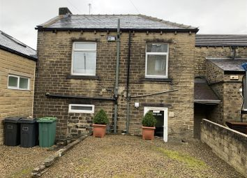 Thumbnail 2 bed flat to rent in New Street, Meltham, Holmfirth