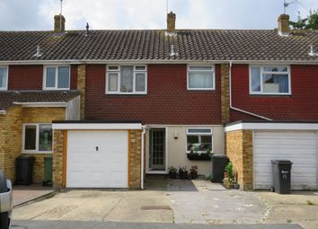 Thumbnail 3 bed terraced house for sale in Francis Court, Silver End, Witham