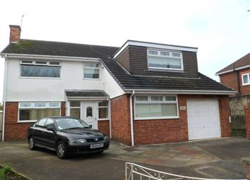 Thumbnail 5 bed detached house to rent in Queenswood Avenue, Bebington, Wirral