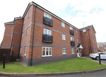 Thumbnail 2 bed flat to rent in The Gables, Welland Road, Hilton, Derby