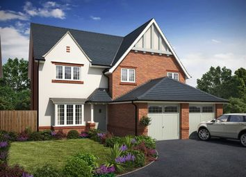 Thumbnail 5 bed detached house for sale in Preston Road, Grimsargh, Preston