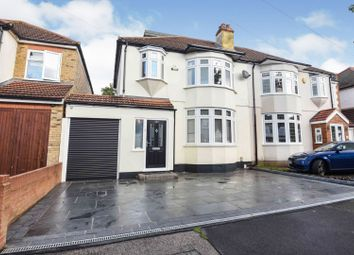 Hillcrest Road, Hornchurch RM11. 4 bed semi-detached house