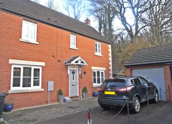 Thumbnail 4 bedroom end terrace house for sale in The Leasowes, Ledbury