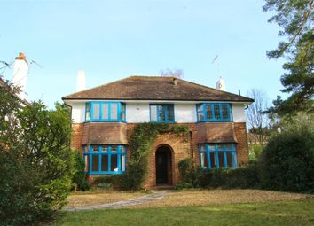 Thumbnail 5 bed detached house to rent in Widdicombe Avenue, Canford Cliffs, Poole, Dorset