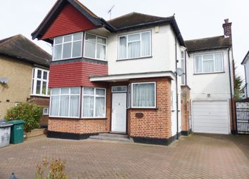 Thumbnail 4 bed detached house to rent in Woodward Avenue, Hendon