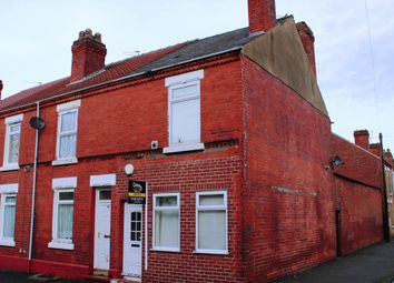 Thumbnail 2 bed terraced house for sale in Stanhope Road, Doncaster, South Yorkshire DN12Ub