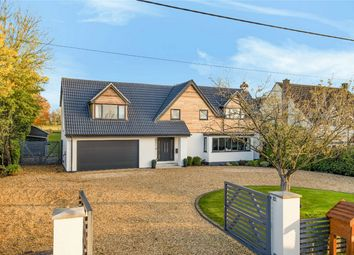 Thumbnail 5 bed detached house for sale in Church End, Renhold, Bedford