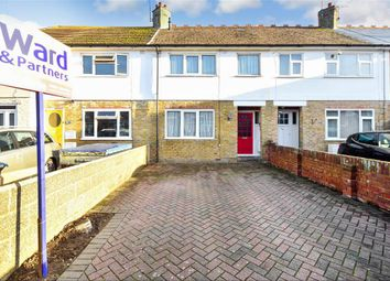 Thumbnail 3 bed terraced house for sale in Downs Road, Walmer, Deal, Kent