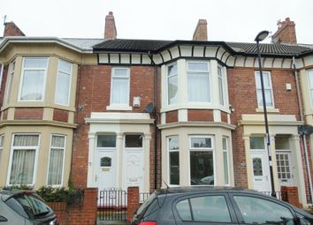 Thumbnail 2 bed flat for sale in Cleveland Avenue, North Shields