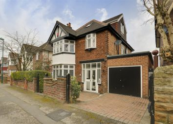 Thumbnail 4 bed detached house for sale in Girton Road, Sherwood, Nottinghamshire