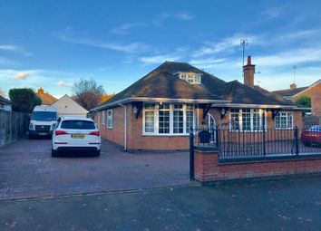 Thumbnail 4 bed detached bungalow for sale in Rufford Close, Burbage, Hinckley