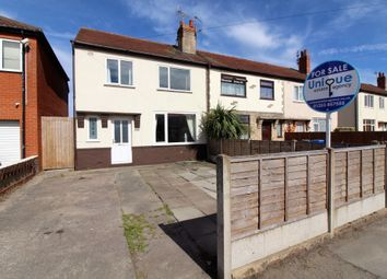 Thumbnail 3 bed end terrace house for sale in Fleetwood Road North, Thornton-Cleveleys