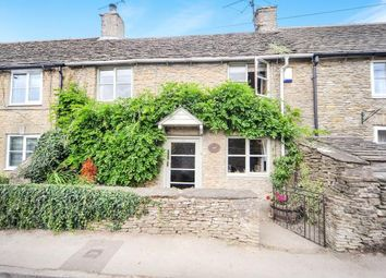 Thumbnail 3 bed terraced house for sale in The Street, Hullavington, Chippenham, Wiltshire