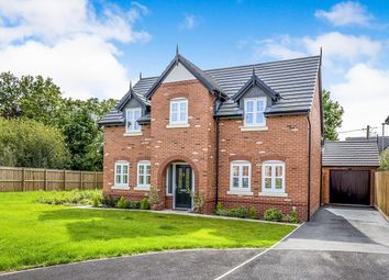 Thumbnail 4 bed detached house for sale in Thatch Close, Holmes Chapel, Crewe