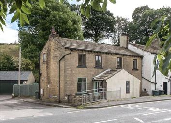 Thumbnail 4 bed end terrace house for sale in Cowhouse Bridge, Cullingworth, Bradford, West Yorkshire