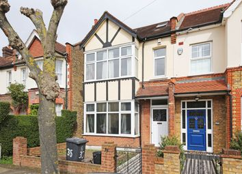 Thumbnail 5 bed property to rent in Cliveden Road, Wimbledon