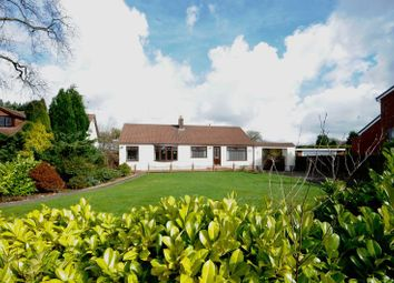 Thumbnail 4 bed detached bungalow for sale in Willow Garth, Ridley Lane, Mawdesley