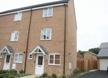 Thumbnail 3 bed semi-detached house to rent in Wingfield Court, Grantham