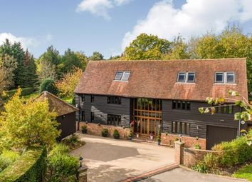 Thumbnail 4 bed barn conversion for sale in Woking, Surrey