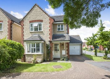 Thumbnail 4 bed detached house to rent in Harding Close, Faringdon