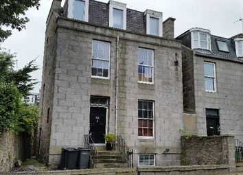Thumbnail 1 bed flat to rent in Crown Street, City Centre, Aberdeen