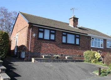 Thumbnail 1 bed semi-detached bungalow for sale in Ferrers Rise, Groby, Leicester