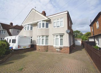 Thumbnail 4 bed semi-detached house for sale in Hurst Road, Sidcup, Kent
