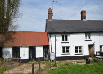 Thumbnail 2 bed end terrace house for sale in School Cottages, Village Road, Woodbury Salterton, Exeter