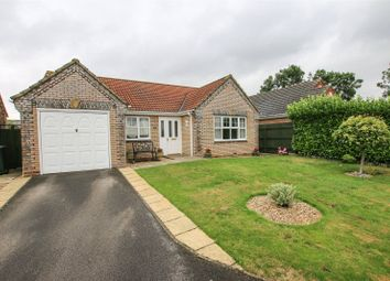 Thumbnail 3 bed bungalow for sale in Finch Way, Wragby, Market Rasen, Lincolnshire