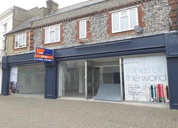 Thumbnail Retail premises to let in High Street, Littlehampton