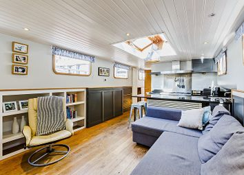 Thumbnail 2 bedroom houseboat for sale in St Katharine Docks, London