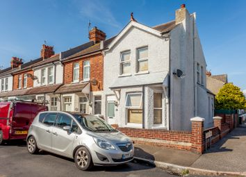 Thumbnail 3 bed end terrace house for sale in Albion Road, Eastbourne