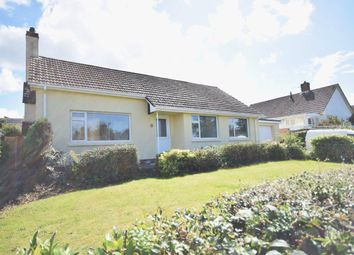 Thumbnail 3 bedroom bungalow to rent in Highfield, Northam, Devon