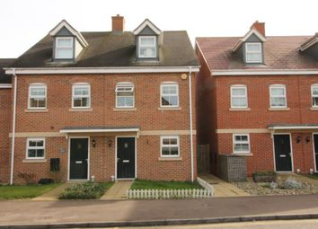 Thumbnail 3 bedroom end terrace house to rent in London Road, Welwyn