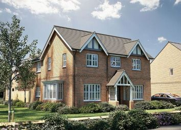Thumbnail 4 bed detached house for sale in Brampton Lane, Buckton Fields, Northampton