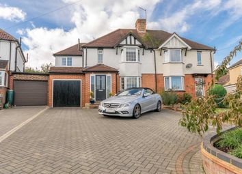 Thumbnail 4 bed semi-detached house for sale in Garston Crescent, Watford