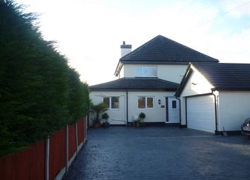 Thumbnail 5 bed detached house to rent in Telegraph Road, Heswall, Wirral