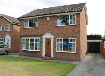 Thumbnail 4 bed detached house for sale in Stillington Road, Easingwold, York