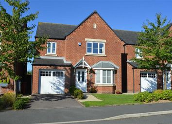 Thumbnail 4 bed detached house for sale in 16, Spring Gardens, Wessington Alfreton, Derbyshire